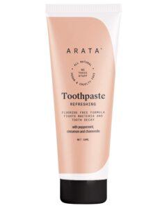 Toothpaste Arata Zero Chemicals