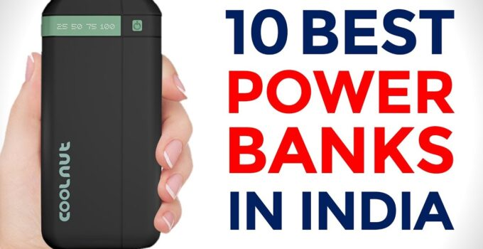 Top 10 Best Power Bank In India – Reviews and Buying Guide 2021