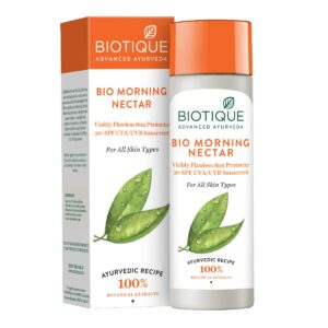 Face Lotion Biotique Bio