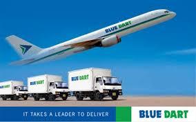 Courier Service Bluedart