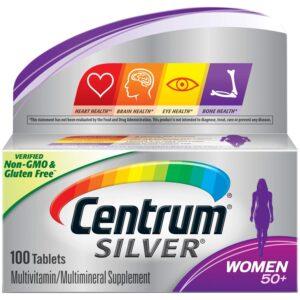 Multivitamin Centrum Silver
