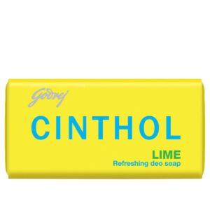 Bath Soap Cinthol Lime