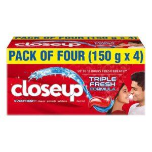Toothpaste Closeup Everfresh