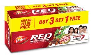 Red Paste Dabur