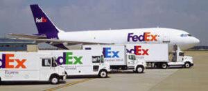 Courier Service FedEx