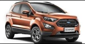 Compact SUV Ford EcoSport