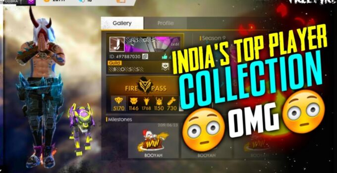 10 Best Free Fire Player In India for 2021