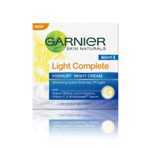 Night Cream Garnier