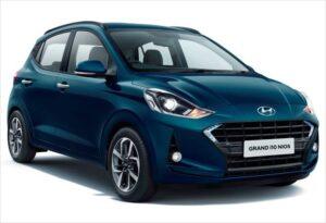Car Hyundai Grand i10