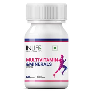 Multivitamin and Minerals INLIFE