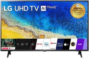 LG 4K Ultra HD Smart LED TV