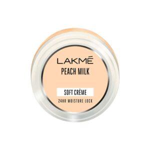 Soft Crème Lakmé Peach