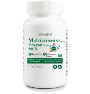 Multivitamin for Men Leafed