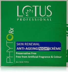 Night Cream Lotus