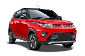 Car Mahindra KUV100 NXT