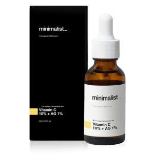Vitamin C Serum Minimalist