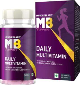 Multivitamin MuscleBlaze