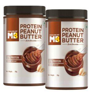 Peanut Butter MuscleBlaze
