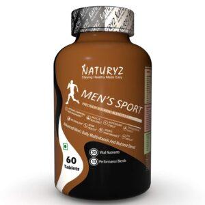 Daily Multivitamin Supplement NATURYZ Men's