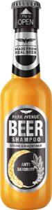 Anti Dandruff Beer Shampoo Park Avenue