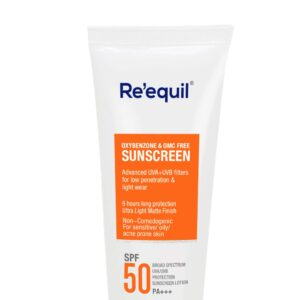 Sunscreen RE' EQUIL Oxybenzone