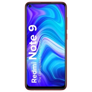 Android Redmi Note 9