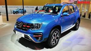 Compact SUV Renault Duster