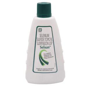 Anti Dandruff Shampoo Selsun Suspension
