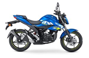 Bike Suzuki Gixxer