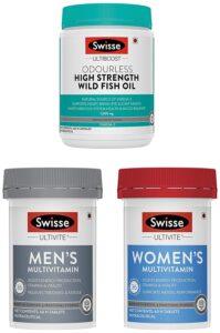 Multivitamin Swisse Mens