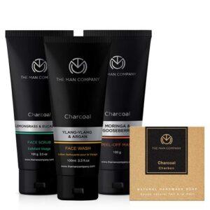 Face & Body Detox Kit The Man Company