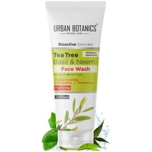 Face Wash UrbanBotanics