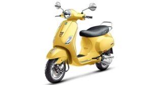 Scooter Vespa VXL (125)