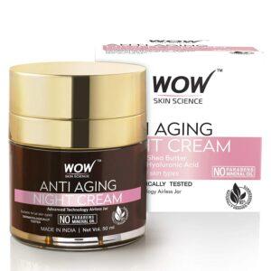 Night Cream WOW Anti Aging
