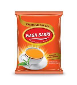 Leaf Tea Poly Pack Wagh Bakri Premium