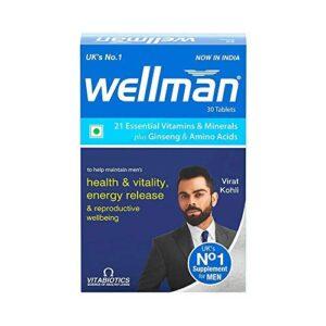 Health Supplements Wellman